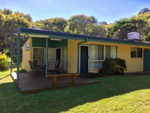 Fraser Island Happy Valley Unit 1 Deck