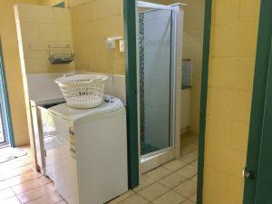 Fraser Island Happy Valley Unit 1 Laundry