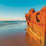 Fraser Island Maheno Shipwreck