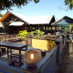 Happy Valley Fraser Island pub is top place for dinner stay at Elenora Accomodation