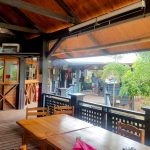 Shop at Happy Valley Fraser Island pub is top place for dinner stay at Elenora Accomodation and Stayz